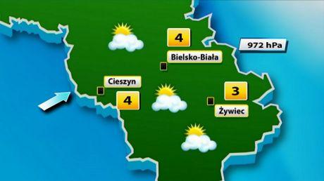 Prognoza pogody w Bielsku-Białej