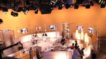 Dawne studio programu (fot. TVP)