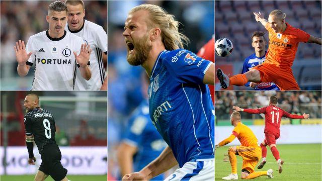 Wybierz piłkarza 12. kolejki Lotto Ekstraklasy [ANKIETA]