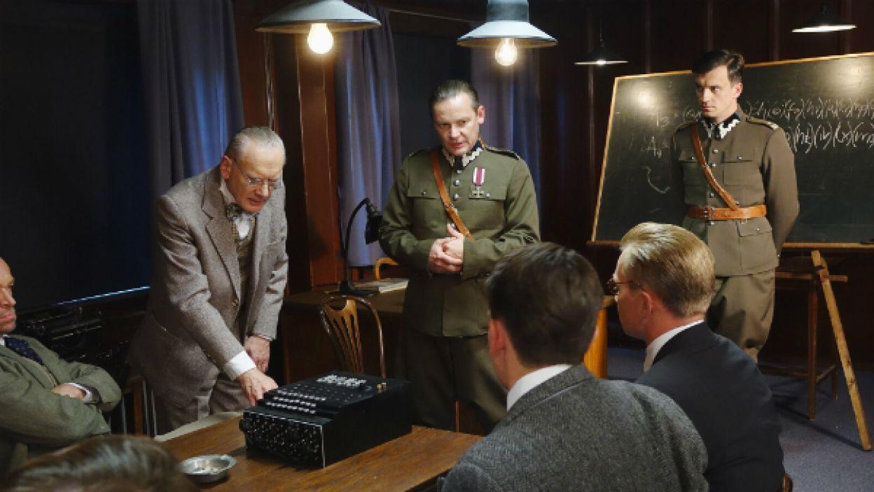 Tym razem pojawi się wątek niemieckiej maszyny szyfrującej Enigma (fot. I Sobieszczuk)