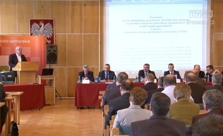 III Forum Samorządowe w Przysieku