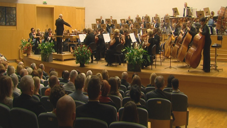 Koncert skrzypcowy zainaugurował kolejny sezon artystyczny