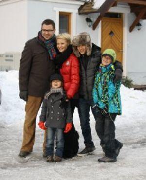 Jakimi rodzicami okażą się Boscy - liberalnymi czy hołdującymi konserwatywnym zasadom? (fot. Anna Gostkowska)