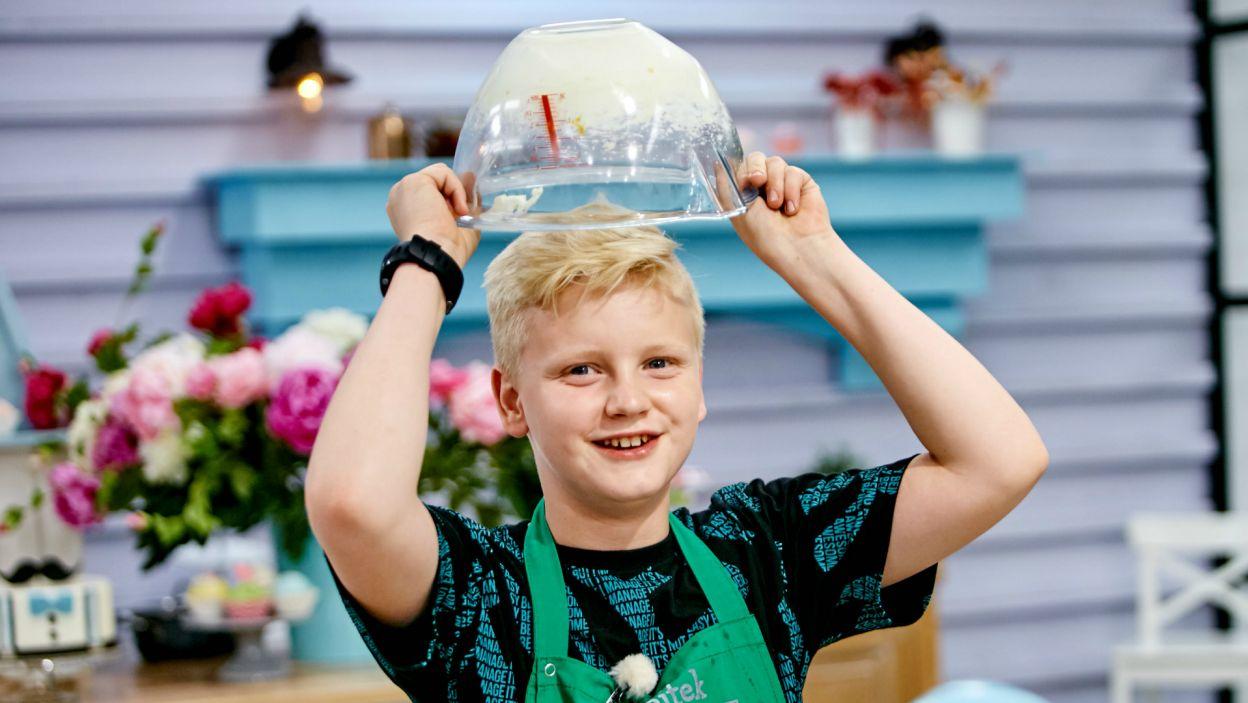 W tym odcinku, dzieciaki musiały wnieść się na wyżyny swoich możliwości, bo do zrobienia miały... trzy szczyty! (fot. TVP)