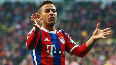 Liga Mistrzów - 1/2 F: FC Barcelona - Bayern Monachium