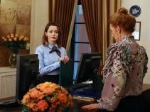 W hotelu panują panują bardzo rygorystyczne zasady (fot. TVP)