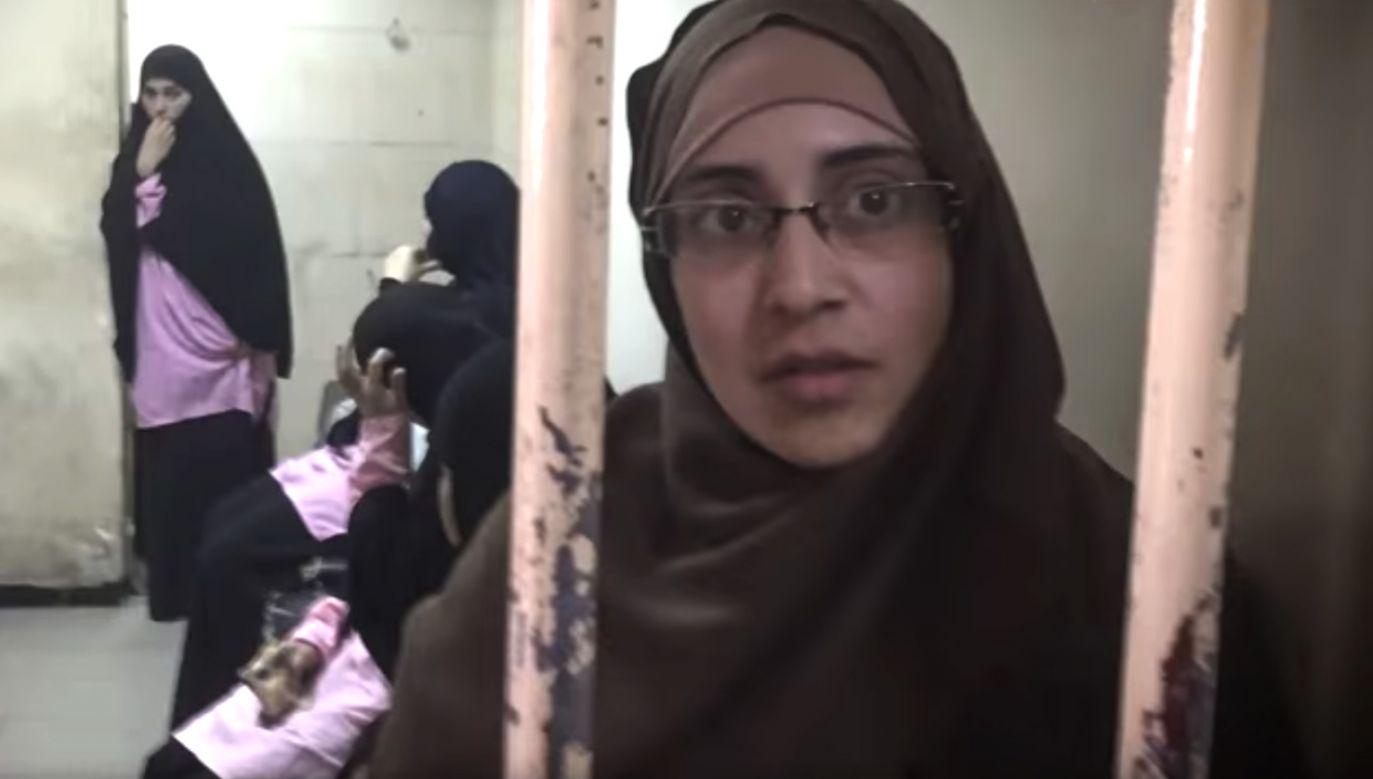 Francuska dżihadystka została skazana na dożywocie za bycie członkiem ISIS. Wyrok został wydany przez Iracki Centralny Sąd Karny w Bagdadzie (fot. yt/LeParisien)