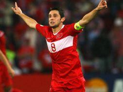 Nihat Kaveci strzelił w meczu z Czechami dwa gole w dwie minuty (fot. Getty Images)