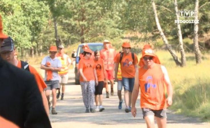 Pielgrzymi z Diecezji Toruńskiej w drodze na Jasną Górę