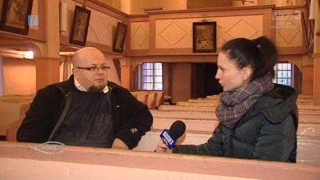 20.01.2018, Parafia pw. Narodzenia NMP w Siedlisku. Schronisko Caritas dla Bezdomnych Mężczyzn