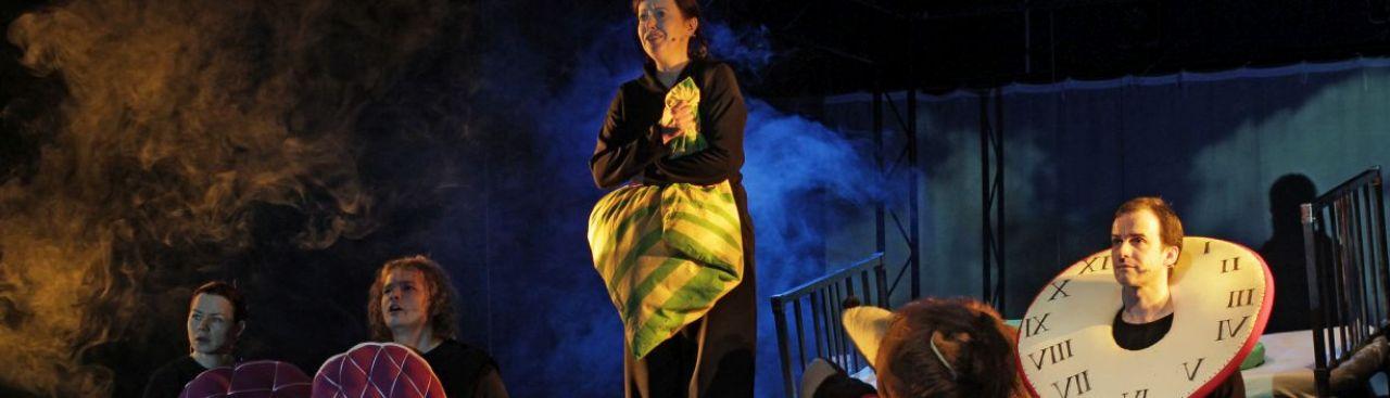 """""""Pręcik"""",  Teatr Baj Pomorski"""