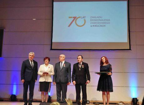 70 lat ZDZ Gala Jubileuszowa, 13.10.2017 Kielce