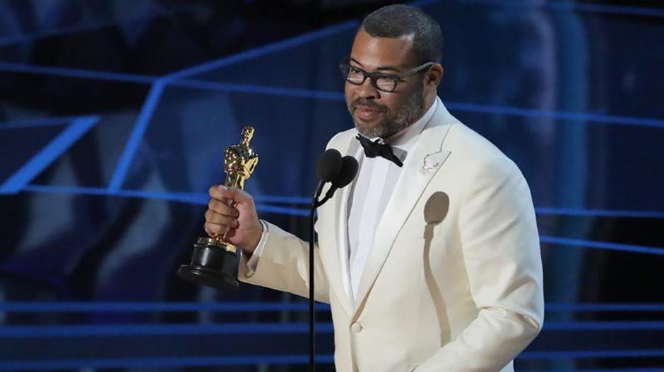 Jordan Peele zdobywca Oskara za najlepszy scenariusz oryginalny(fot. REUTERS/Lucas Jackson)