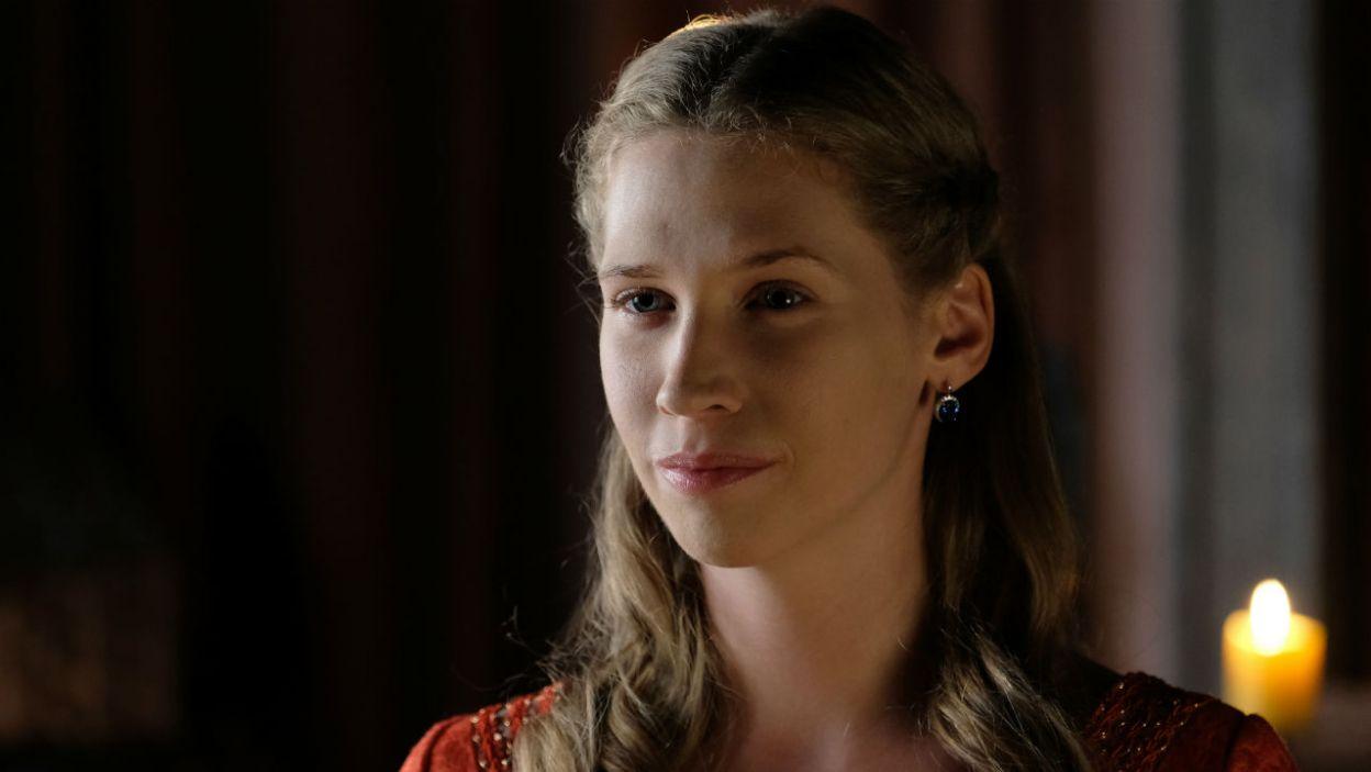 Królewna Elżbietka jest nieufna także wobec Jolenty (fot. TVP)