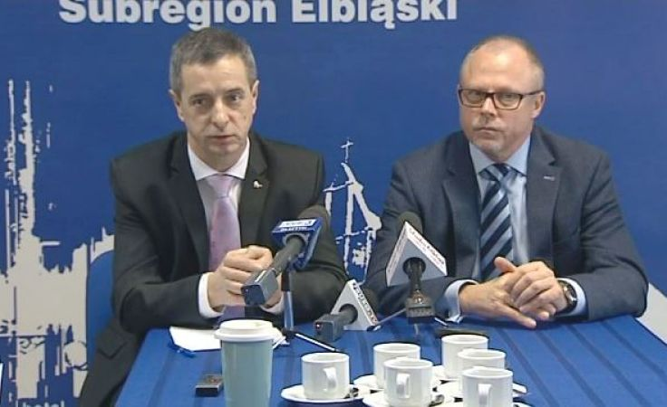 Konferencja polityków PO odbyła się w Elblągu