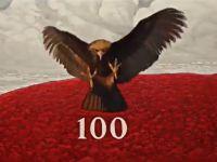 """Twórcy """"Twojego Vincenta"""" przygotowali animację na 100-lecie niepodległości."""