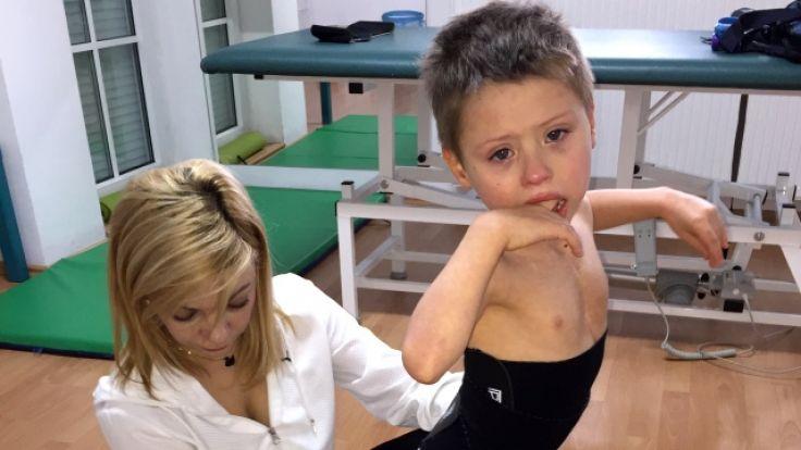 Zbiórka funduszy na rehabilitację Michałka odbędzie się w niedzielę 11 marca