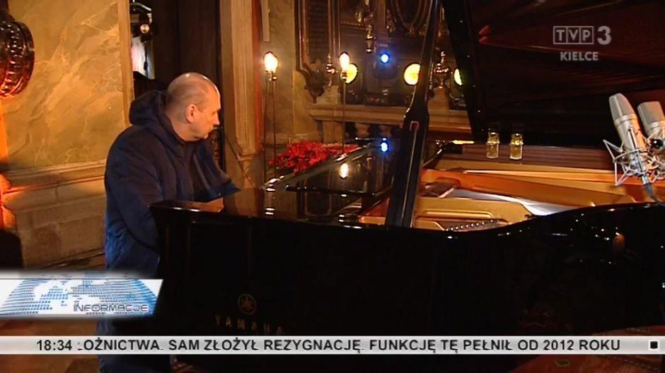 Świąteczny koncert Włodka Pawlika