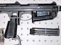Kilkadziesiąt pistoletów maszynowych mogło się znaleźć w rękach bandytów