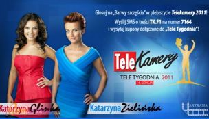 Szczęście ma barwę Telekamery 2011!