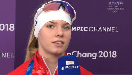 Karolina Bosiek: myślałam, że będę bardziej zdenerwowana...