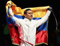 Ruben Limardo – indywidualny mistrz olimpijski w szpadzie (fot. Getty Images)