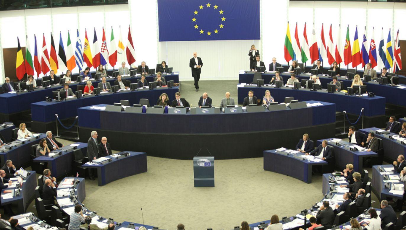 Parlament Europejski (fot. Michele Tantussi/Getty Images)