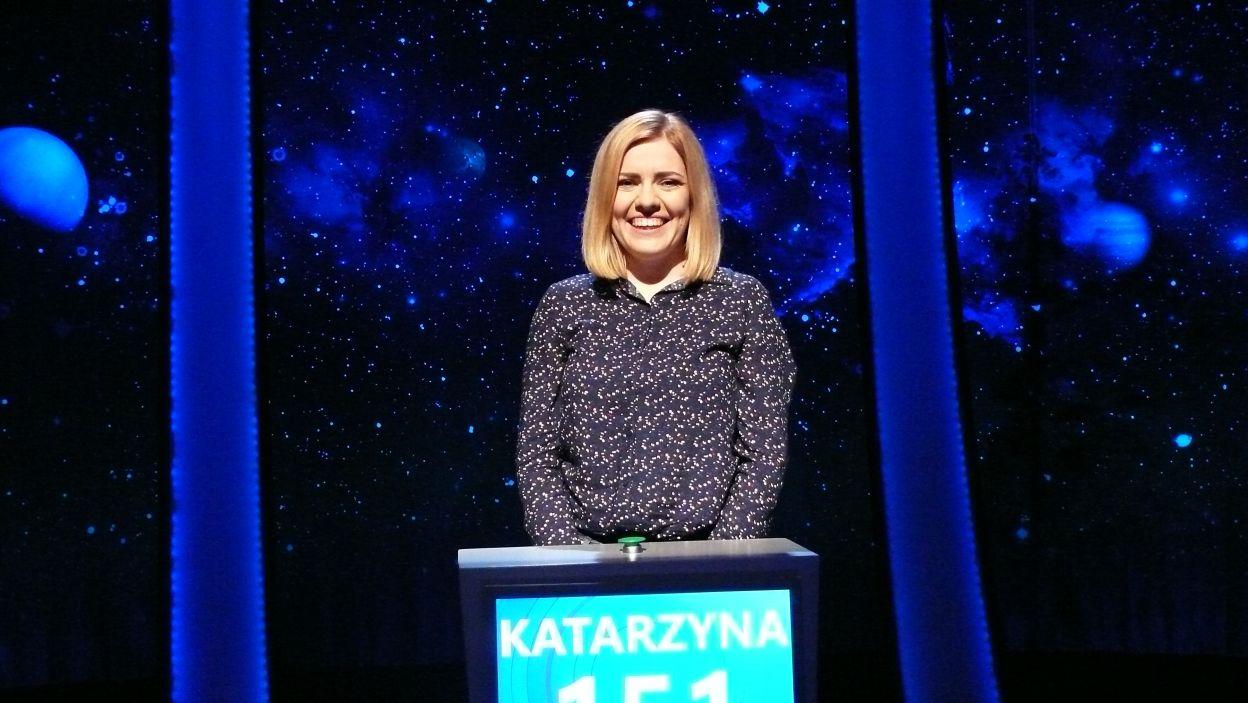 Katarzyna Pietrek - zwyciężczyni 10 odcinka 103 edycji