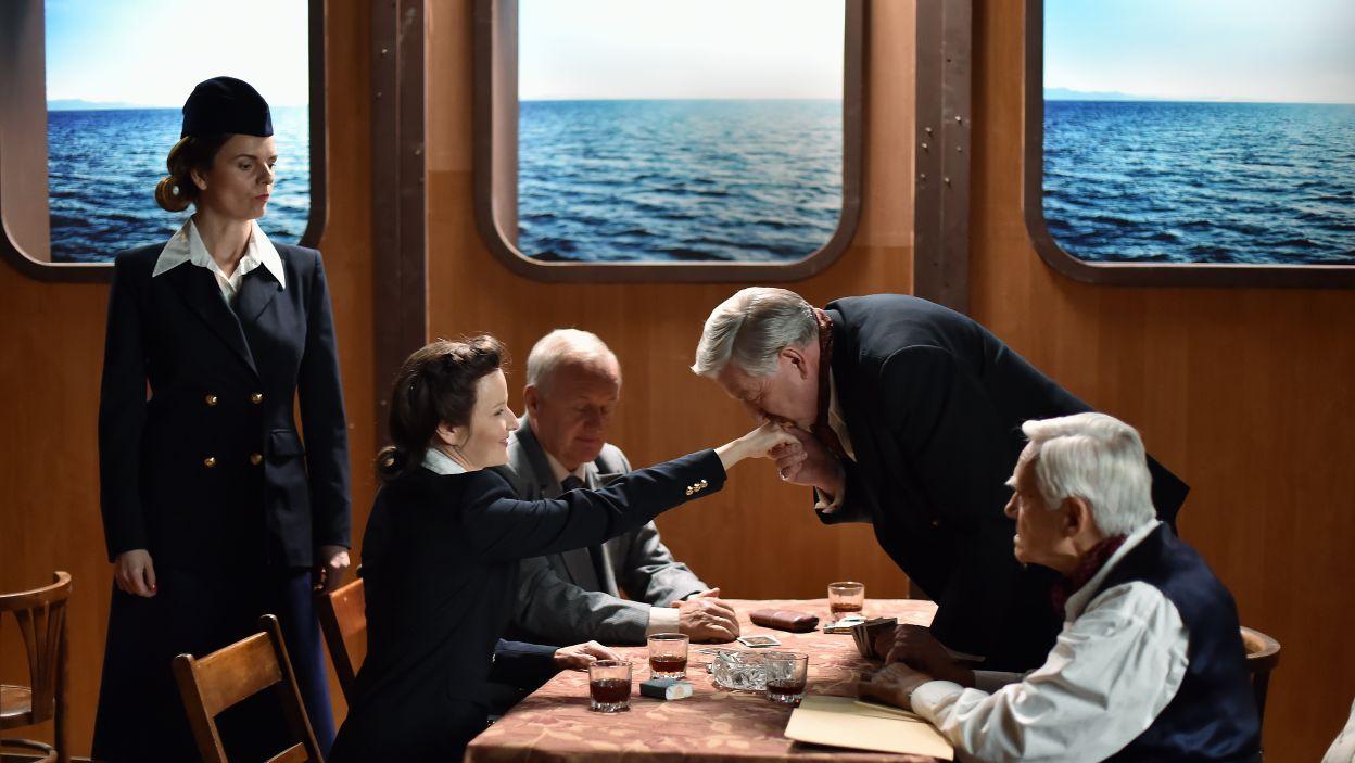 Nie bez powodu Winston Churchill miał nazywać ją swoją ulubioną agentką  (fot. I. Sobieszczuk\TVP)