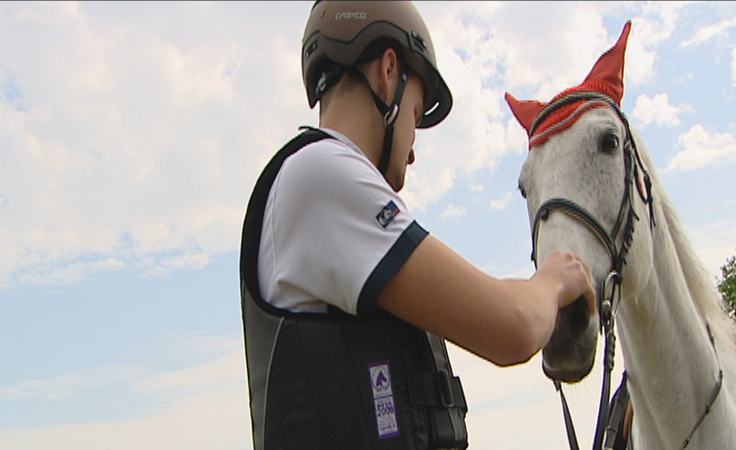 Zawody jeździeckie: 40 zawodników z 3 województw
