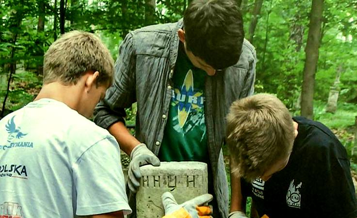 1. Kamienioczułość czyli ratowanie kamiennych pamiątek przeszłości
