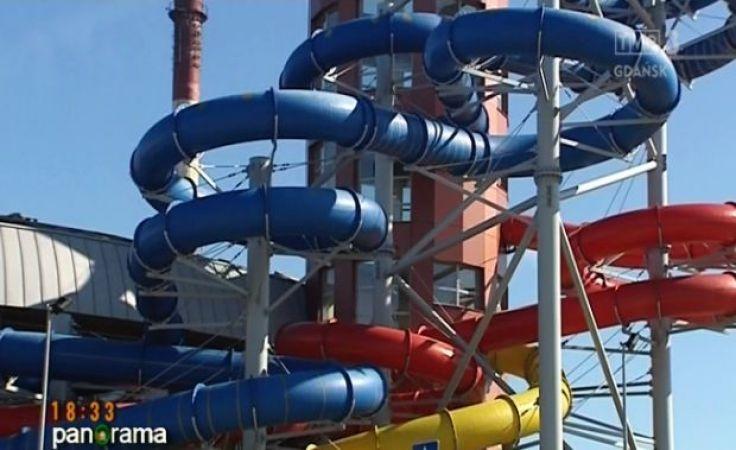 Biała księga budowy słupskiego Aquaparku