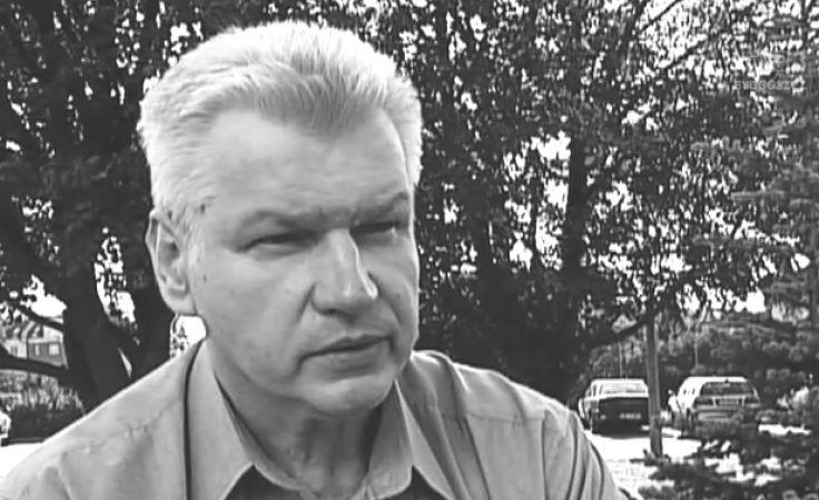 Krzysztof Derdowski zmarł na zawał serca, miał 60 lat