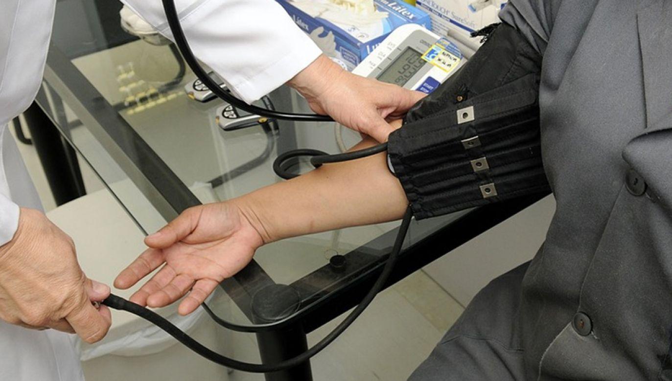 Będą dodatkowe środki na finansowanie świadczeń opieki zdrowotnej (fot. Pixabayhamiltonpaviana)