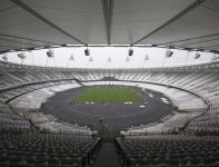 Na głównej arenie igrzysk może zasiąść 80 tysięcy widzów (fot. ODA)