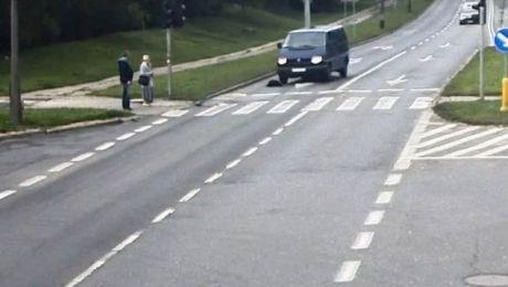 W czwartek mężczyzna został zatrzymany na terenie Olsztyna i przewieziony do komendy