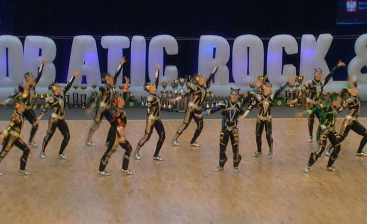 Ponad 2 tysiące zawodników tańczy rock'n'rolla