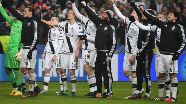 Potencjalni rywale Legii – Roma, Ajax, Tottenham...