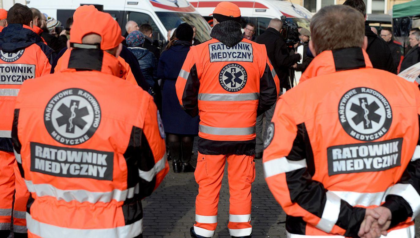 W opinii Romana Badacha-Rogowskiego zaległe pieniądze mogą trafić do ratowników za dwa miesiące (fot. arch. PAP/Darek Delmanowicz)