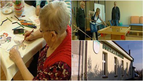 Bezpłatne zajęcia i rehabilitacja dla ponad 200 osób starszych