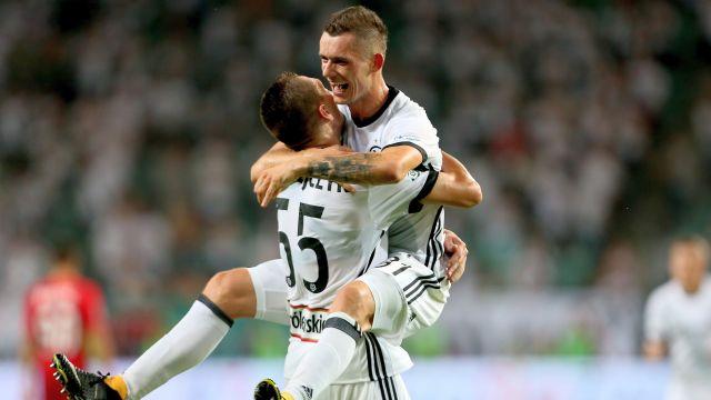 Celem Liga Europejska. Legia – Sheriff dziś w TVP