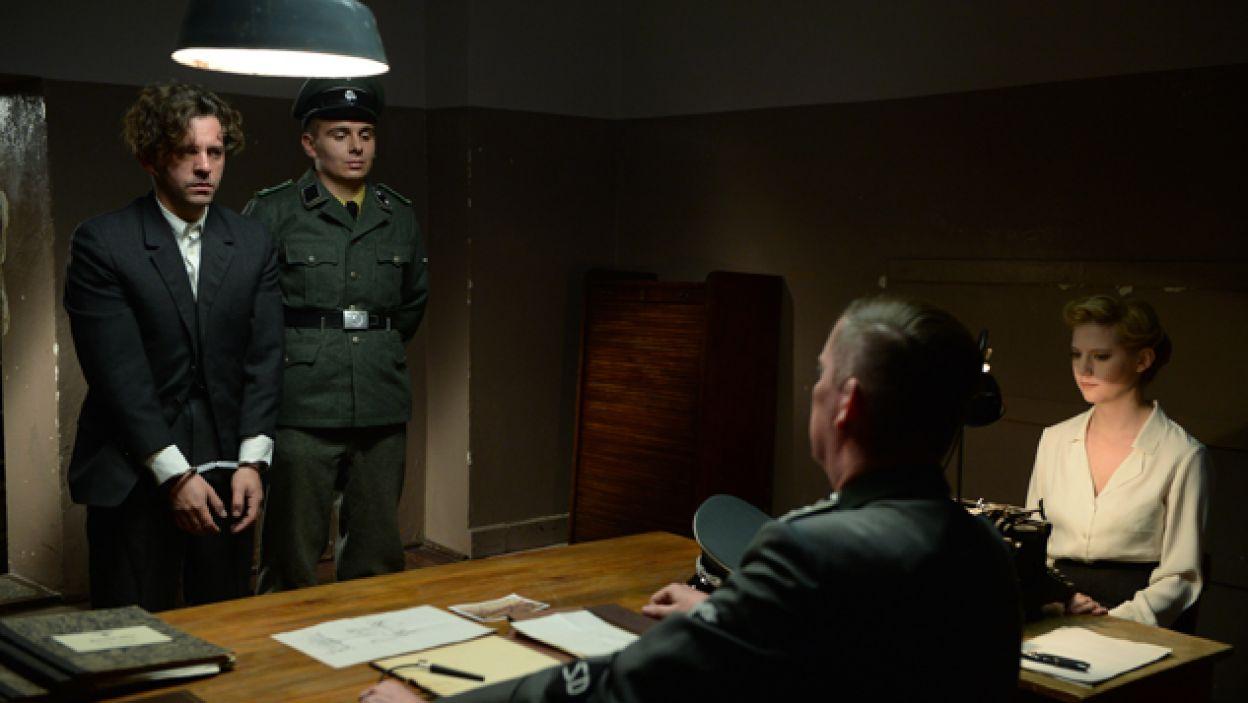 ...szef SS, nadzorca obozów koncentracyjnych Heinrich Himmler... (fot. I. Sobieszczuk)