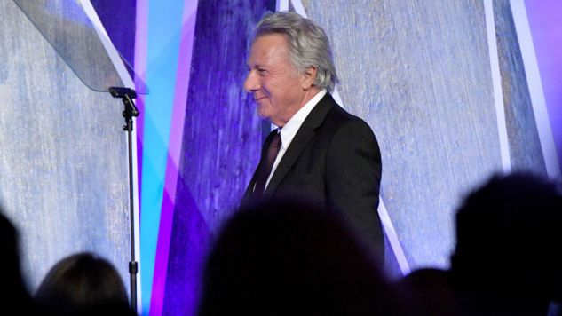 Dustin Hoffman nie przyznaje się do winy (fot. Mike Coppola/Getty Images for IFP)