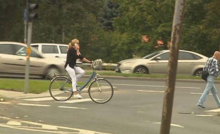 Rowerzyści na drodze. Kto stwarza największe zagrożenie?