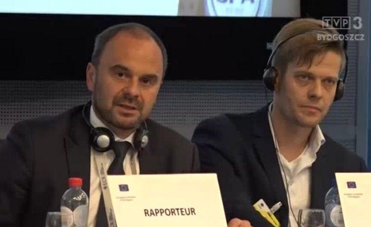Komitet Regionów w Brukseli debatuje o mechanizmach ochrony ludności