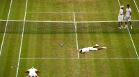 Finał gry podwójnej (fot. Getty Images)