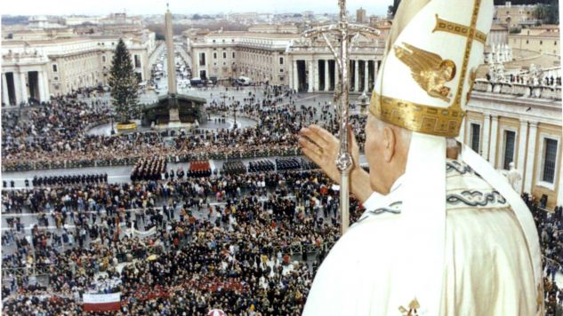 Módlcie się za mnie. Pomóżcie mi ażebym mógł wam służyć – prosił podczas mszy Ojciec Święty (fot. arch. PAP)
