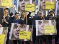 Rosja odrzuciła prośbę matki Sencowa o ułaskawienie syna. Reżyser kona w więzieniu