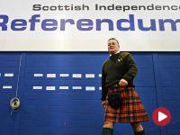 Szkocja chce niepodległości. Parlament poparł wniosek ws. referendum