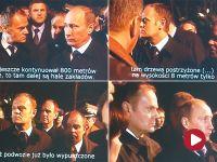 Podkomisja pokazała film ze spotkania Putina z Tuskiem